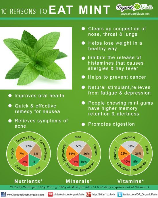 11 Most Surprising Benefits Of Mint