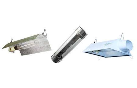 Types of Grow Light Reflectors