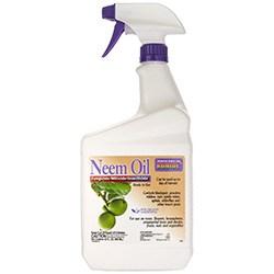 Neem Oil for Grasshoppers