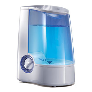 Vicks Warm Mist Humidifier
