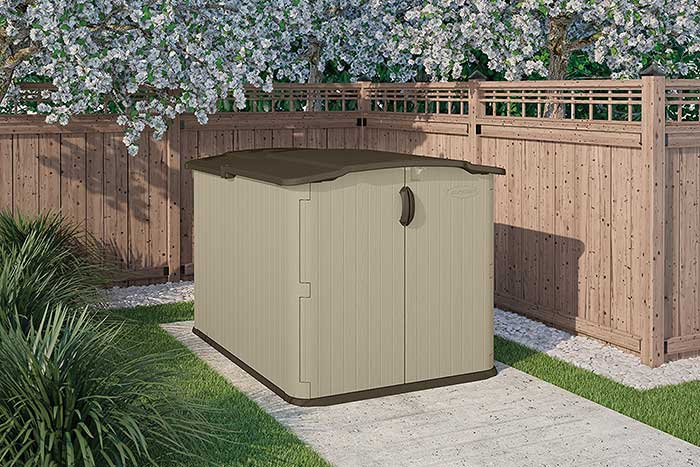 Best Outdoor Storage Sheds Small Large Vertical Amp Steel