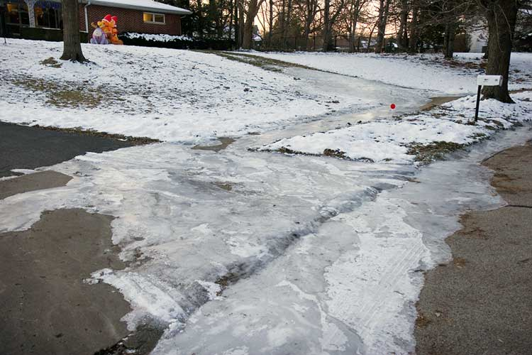 Best ice melt for driveways