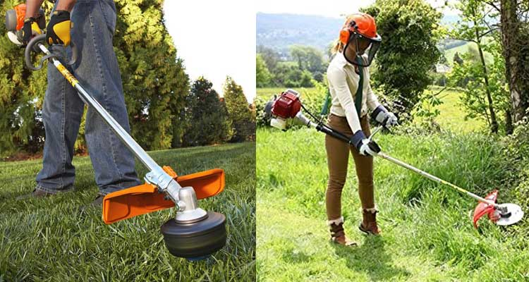 The Best Brush Cutter Gas And Electric Options
